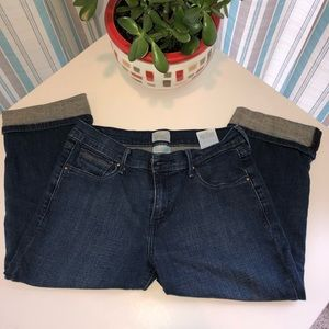 Levi's Jeans - Levi's Cuffed Capris